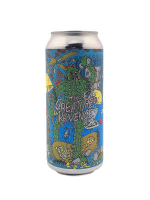 Creature's Revenge Abomination Brewing Company