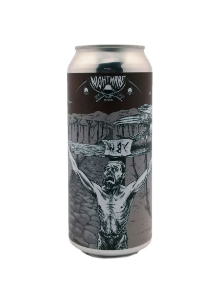 Crucifixion - Third Servile War Nightmare Brewing Company