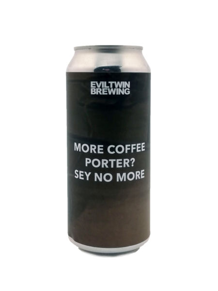 Sey No More Evil Twin Brewing NYC