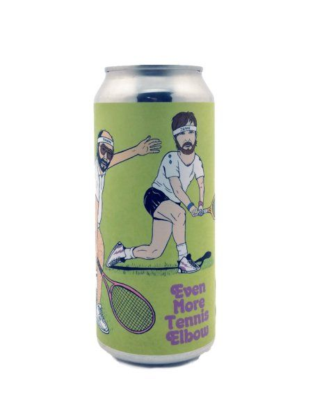 Even More Tennis Elbow Hoof Hearted Brewing