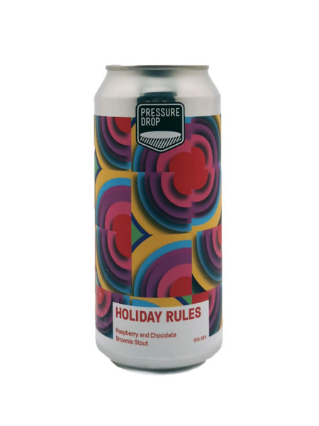 Holiday Rules Pressure Drop Brewing