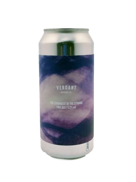The Strongest of the Strange Verdant Brewing Co