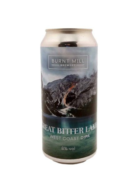 Great Bitter Lake Burnt Mill Brewery