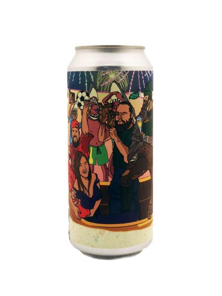 The Great Experiment Volume 10: Family Barrier Brewing Company