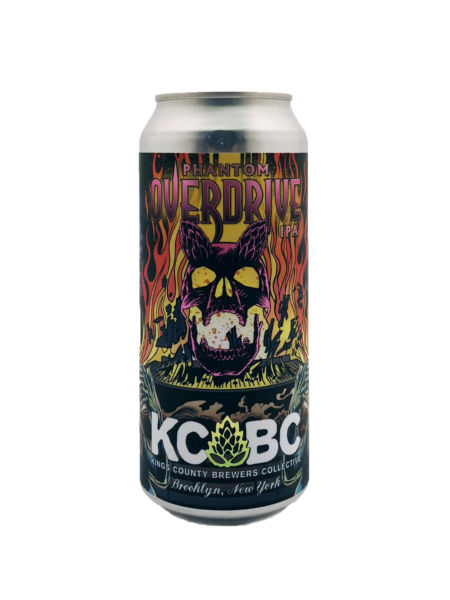 Phantom Overdrive Kings County Brewers Collective