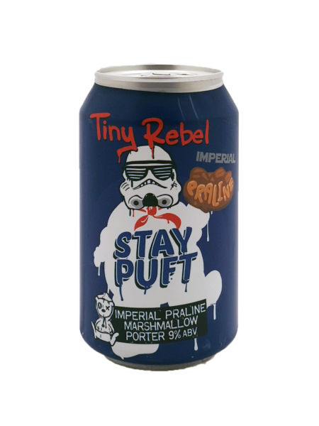 Stay Puft Imperial Praline Edition Tiny Rebel Brewing Co