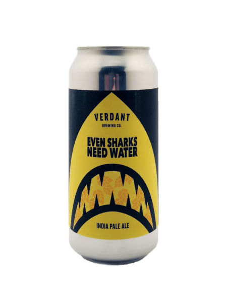 Even Sharks Need Water Verdant Brewing Co
