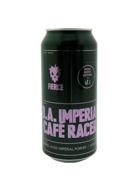 B.A. Imperial Café Racer Fierce Beer