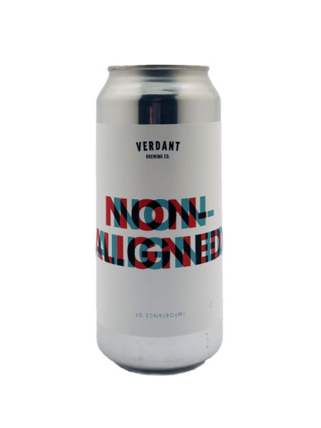 The Importance of Being Non-Aligned Verdant Brewing Co