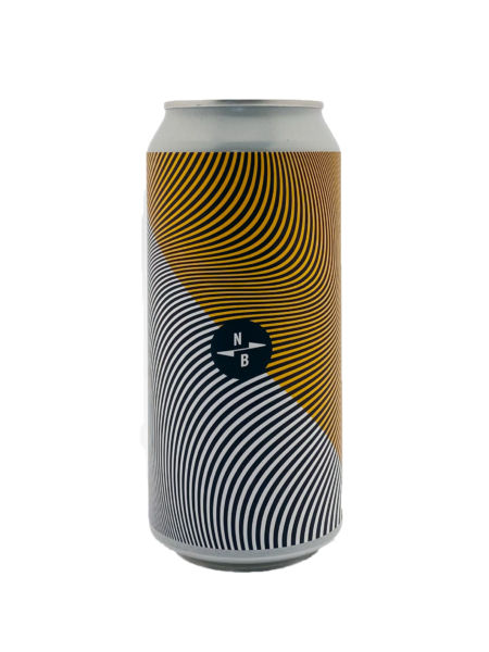 Triple Fruited Gose: Passion Fruit + Mango North Brewing Co.
