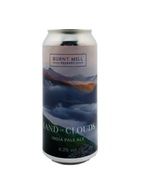 Land of Clouds Burnt Mill Brewery