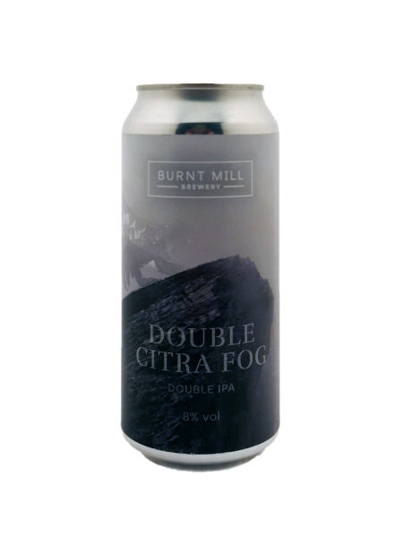 Double Citra Fog Burnt Mill Brewery