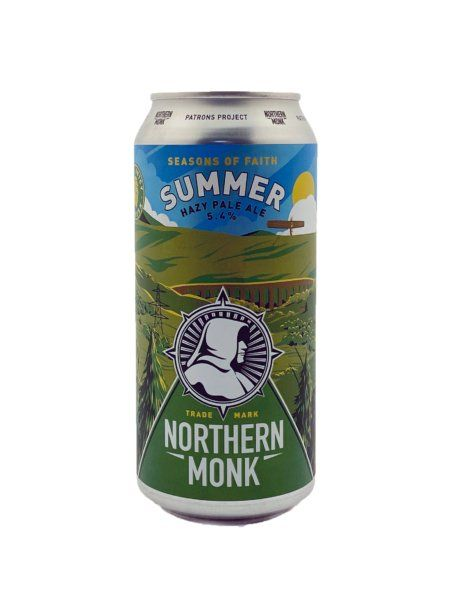 Faith In the Summer Northern Monk