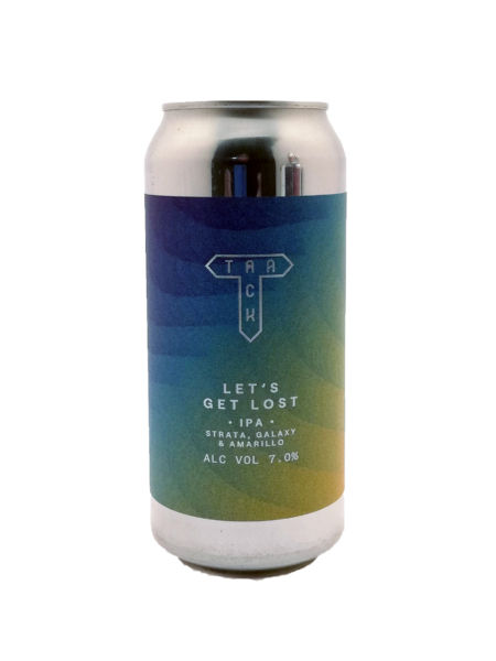 Let's Get Lost Track Brewing Company