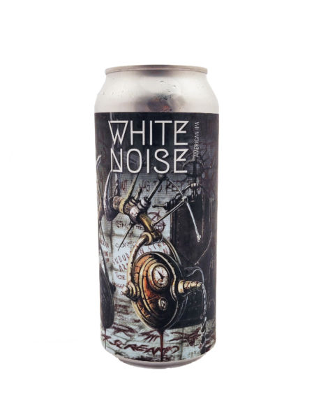 White Noise (Ghost 872) Adroit Theory