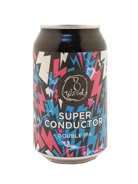 Super Conductor 8 Wired Brewing Co.