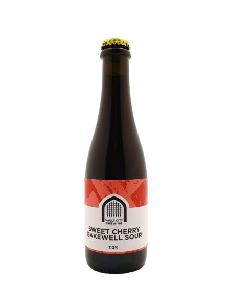 Sweet Cherry Bakewell Sour Vault City Brewing