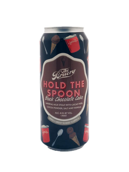 Hold the Spoon: Black Chocolate Cake The Bruery