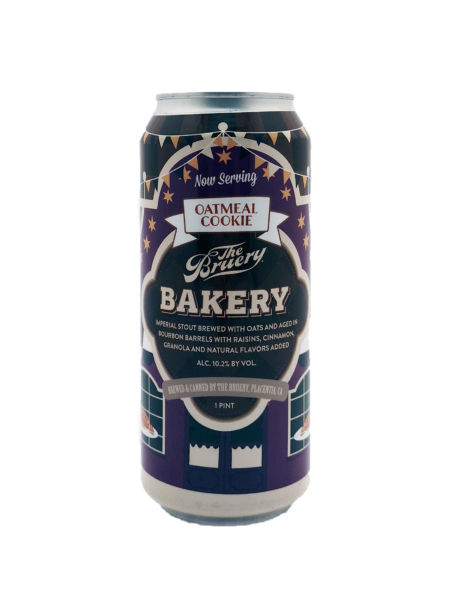 Bakery: Oatmeal Cookie The Bruery