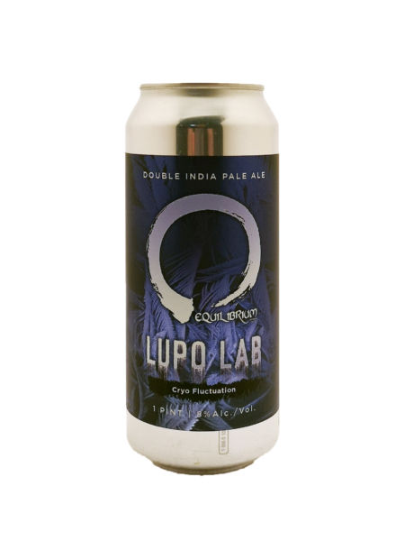Lupo Lab (CD: 07.Jul) Equilibrium Brewery