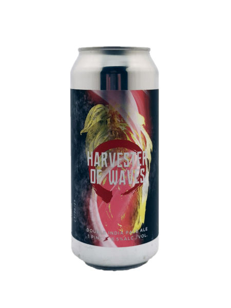 Harvester of Waves (CD: 29.Jul) [Air-shipped] Equilibrium Brewery