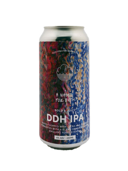 A Name For Both Cloudwater Brew Co.