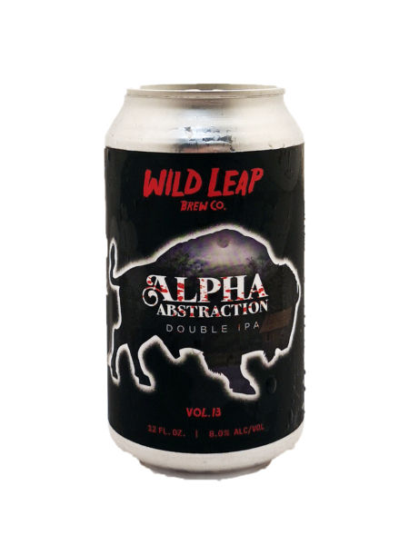 Alpha Abstraction, Vol. 13 Wild Leap Brew Co.