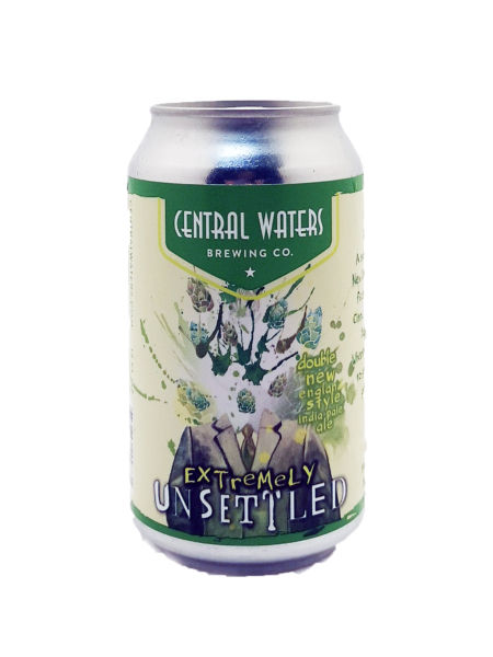 Extremely Unsettled Central Waters Brewing Company