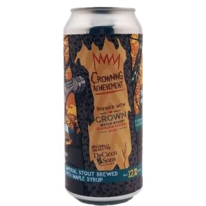 Crowning Achievement Barrier Brewing Company