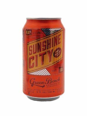 Sunshine City IPA Green Bench Brewing Co