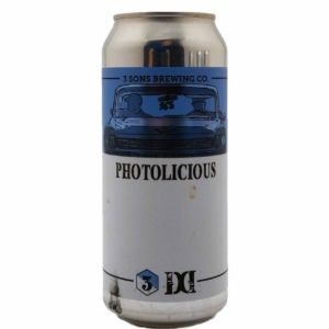 PHOTOLICIOUS 3 Sons Brewing Co.