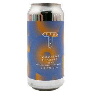 Tomorrow Started Track Brewing Company