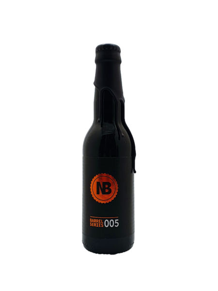 Barrel Series 005 - Bourbon BA Imperial Oatmeal Stout With Coconut Nerdbrewing