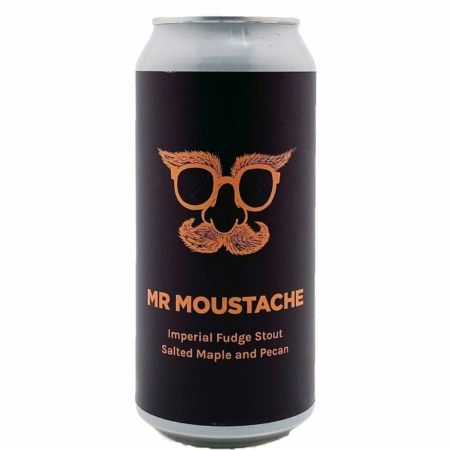 MR MOUSTACHE Pomona Island Brew Co.