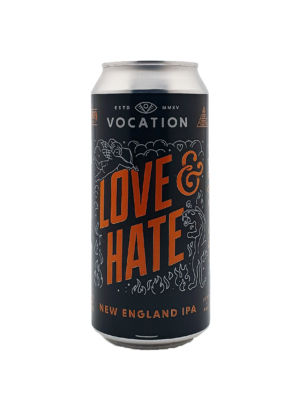 Love & Hate Vocation Brewery