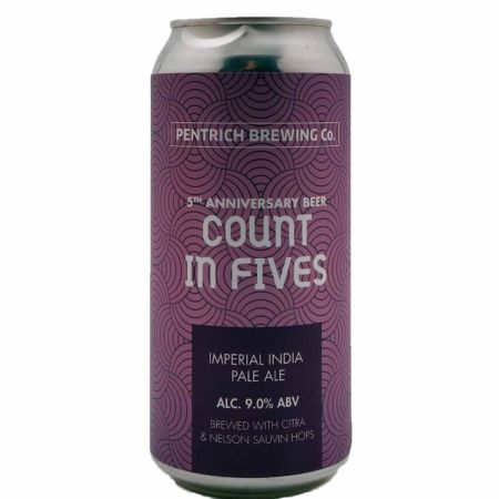 Count In Fives Pentrich Brewing Co.