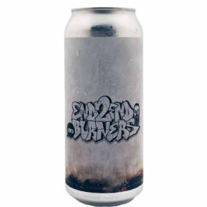 End 2 End Burners Beer Zombies Brewing Co.