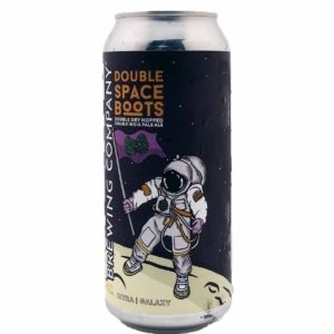 Double Space Boots More Brewing Company