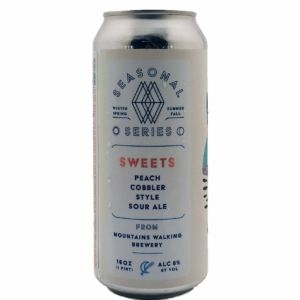 Sweets - Peach Cobbler (keep cold) Mountains Walking