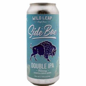 Side Bae Azacca Cryo Double IPA Wild Leap Brew Co.