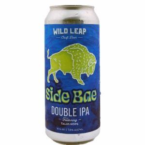 Side Bae Talus Hops Double IPA Wild Leap Brew Co.