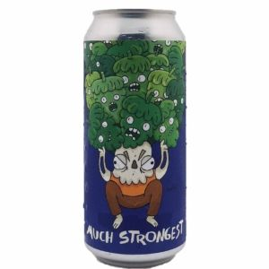 Much Strongest The Brewing Projekt