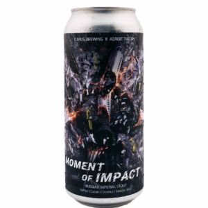 Moment of Impact [coffee + coconut + cacao + vanilla + mint] (Ghost 977) Adroit Theory