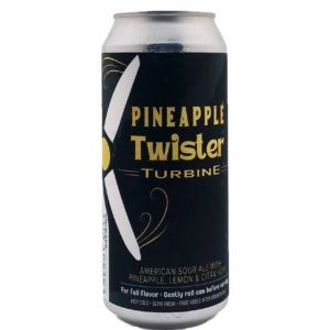 Pineapple Twister Turbine (keep cold) Energy City Brewing
