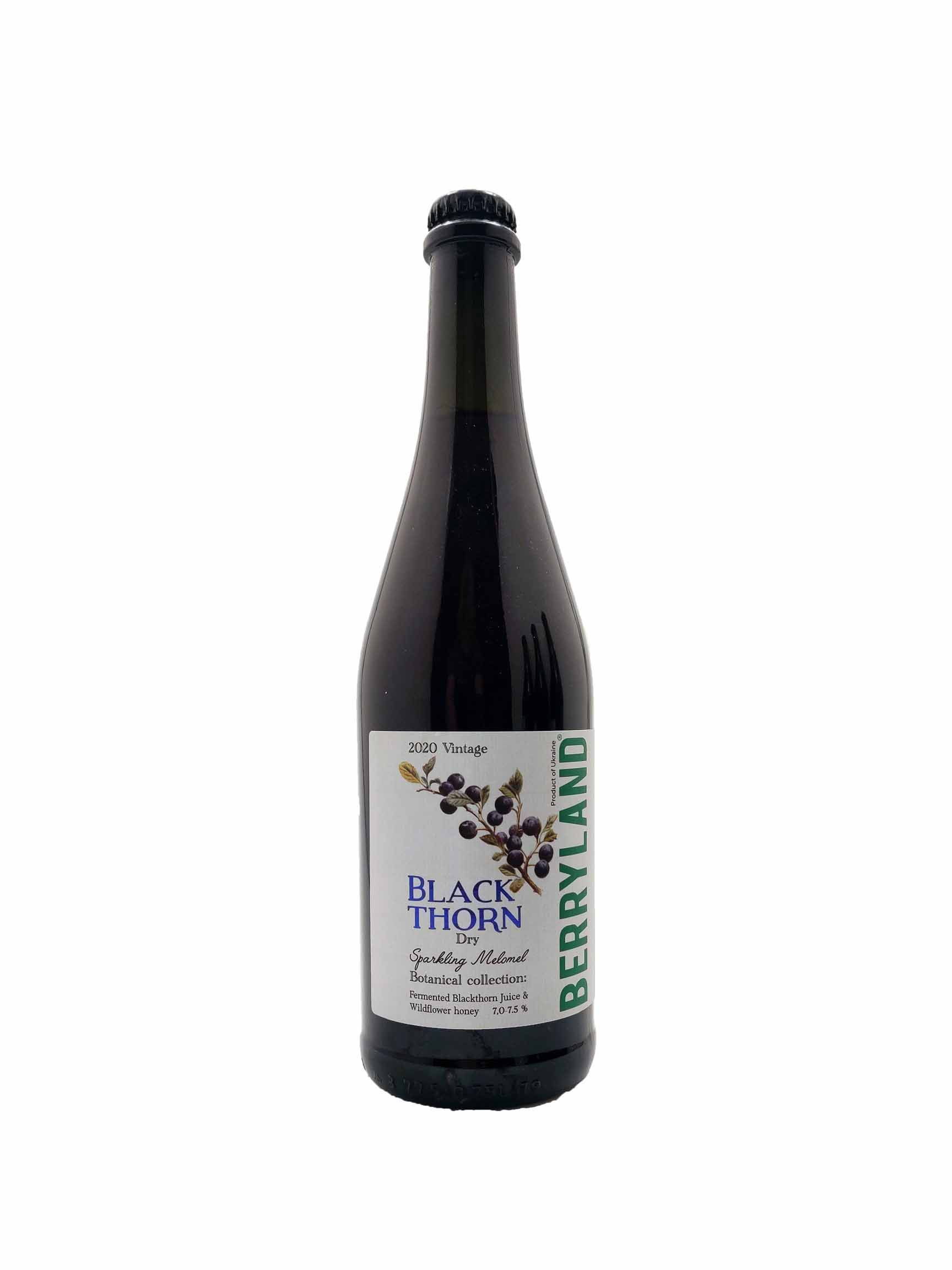 Blackthorn Sparkling Melomel Berryland