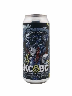 The Ravenmaster KCBC - Kings County Brewers Collective