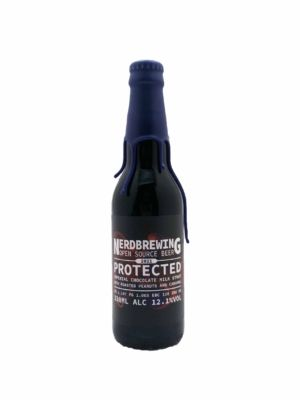 Protected Imperial Chocolate Milk Stout With Roasted Peanuts and Caramel (2020) Nerdbrewing