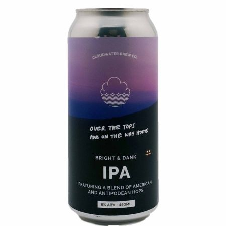Over the Tops And On the Way Home Cloudwater Brew Co.