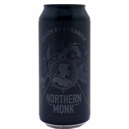 DEATH BY STRANNIK // CHOCOLATE IMPERIAL STOUT Northern Monk