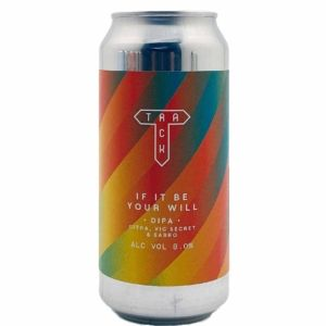 If It Be Your Will Track Brewing Company